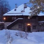 Sternberg im Winter
